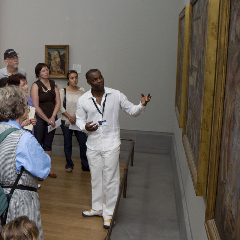 free london gallery tours