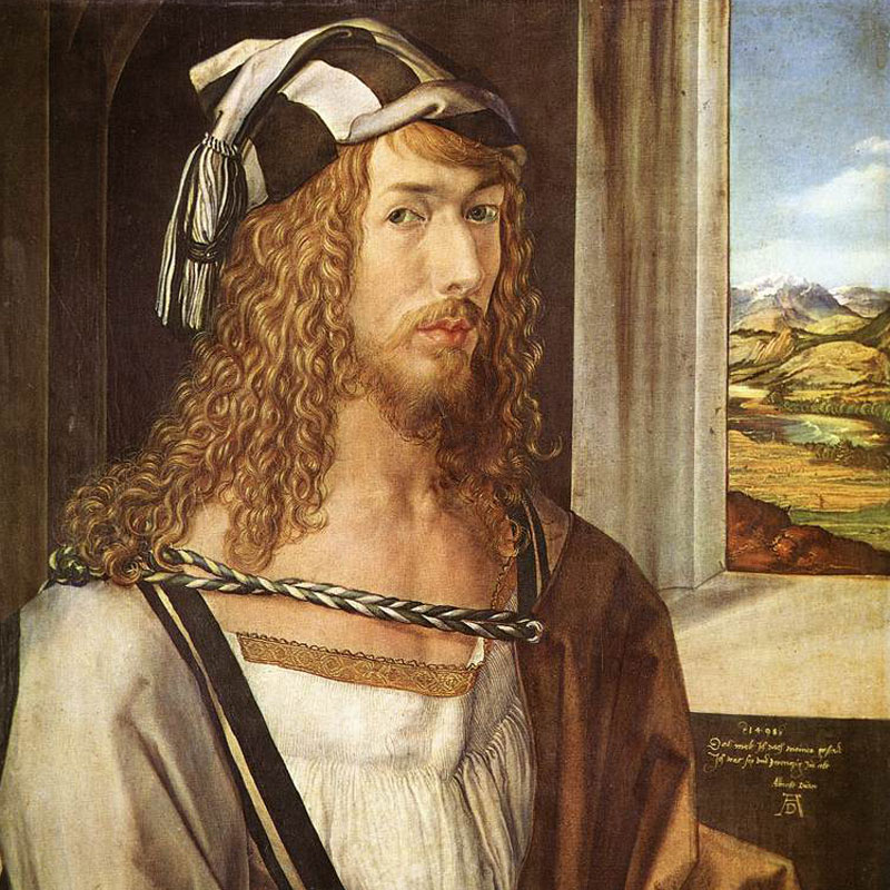 Albrecht Durer The Italian And Northern Renaissance Art Fund Lecture